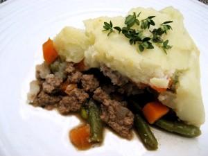 Low Carb Shepherds Pie