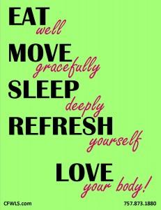 Sleep Deeply~