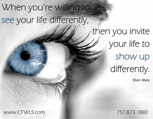 see life differently