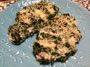 spinach and herbed cheese chicken chicken