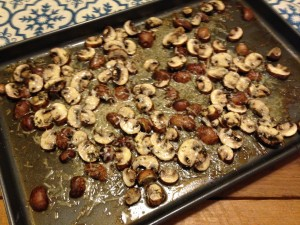 parmesan mushrooms